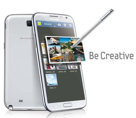 Samsung Galaxy Note II gets 5.5-inch Super AMOLED, Quad-core CPU, Android 4.1 1