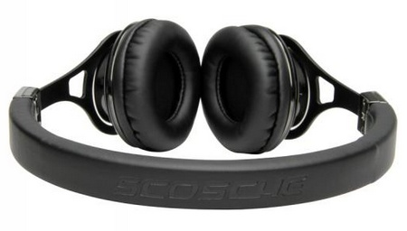 Scosche REALM RH656 On-ear Reference Headphones headband