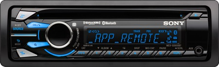 Sony MEX-GS600BT in-dash bluetooth cd receiver
