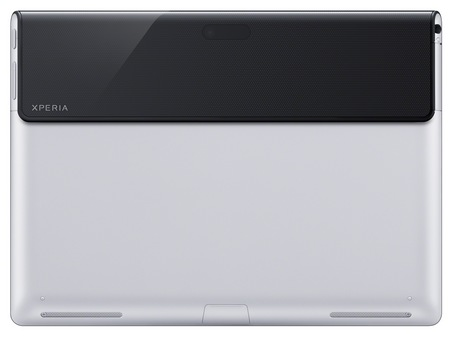 Sony Xperia Tablet S with Tegra 3 back