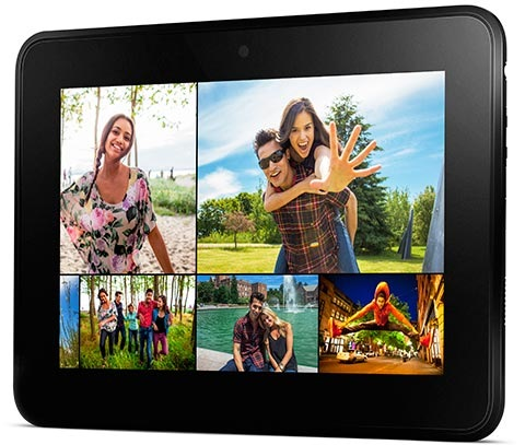 Amazon Kindle Fire HD 7-inch with 720p Display and Dual-band WiFi 1