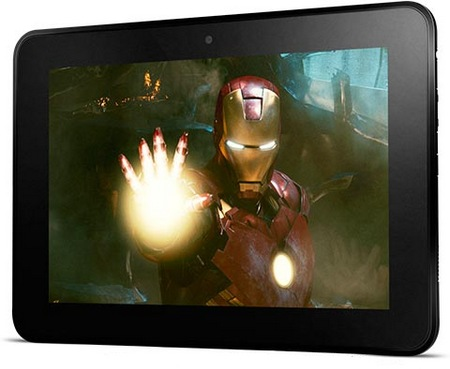 Amazon Kindle Fire HD 8.9 and Fire HD 8.9 4G Tablets movie