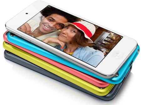 Apple iPod touch 5th gen colors 1