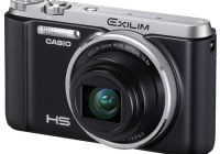 Casio EXILIM EX-ZR1000 High-speed Digital Camera black