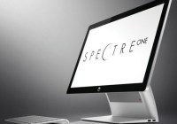 HP SpectreONE All-in-one PC with Wireless Trackpad and Windows 8