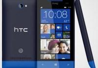 HTC 8S Mid-range Windows Phone 8 Smartphone Atlantic Blue