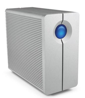 LaCie 2big Quadra USB 3.0 multi-bay RAID storage system