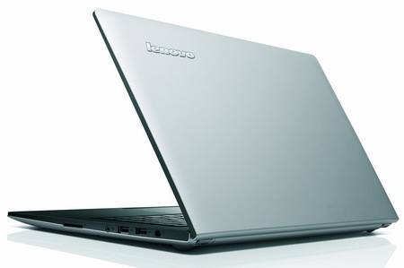 Lenovo IdeaPad S300, S400 and S405 Ultraportable Notebooks silver grey