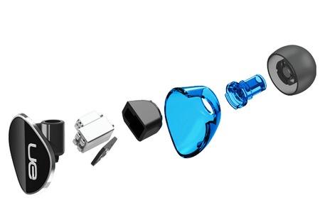 Logitech UE 900 Noise-isolating Earphones sound drivers