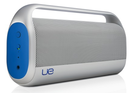 Logitech UE Boombox portable bluetooth speaker