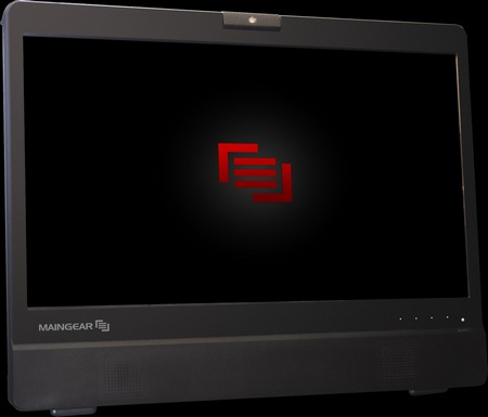 MainGear ALPHA 24 Super Stock Touchscreen All-in-one PC 1