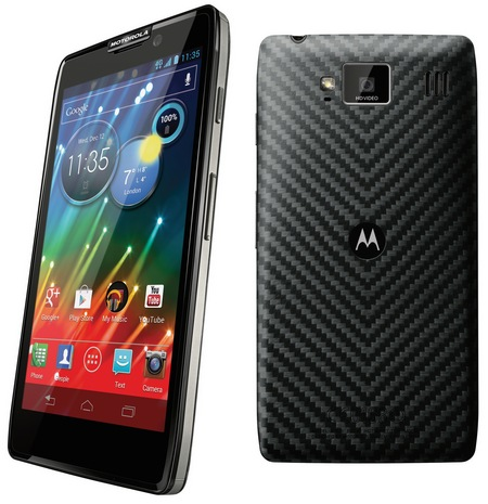 Motorola RAZR HD LTE 4G Smartphone global version