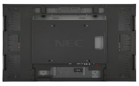 NEC V651-TM Touch-integrated Commercial LCD Display back