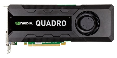 NVIDIA Quadro K5000 Graphics Card for Mac Pro