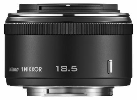 Nikon 1 NIKKOR 18.5mm f1.8 Lens for Nikon 1 System black
