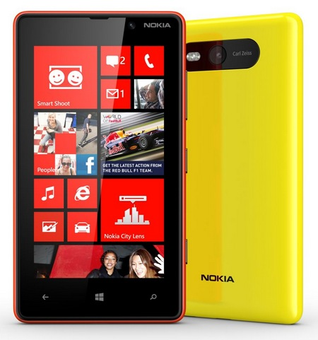 Nokia Lumia 820 Windows Phone 8 Smartphone
