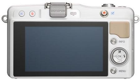 Olympus PEN mini E-PM2 Micro Four Thirds Camera back