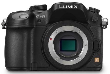 Panasonic LUMIX DMC-GH3 Micro Four Thirds Camera no lens