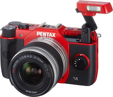 Pentax Q10 Mirrorless Interchangeable Lens Camera