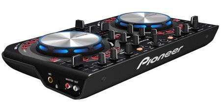 Pioneer DDJ-WeGO Affordable, Compact DJ Controller black
