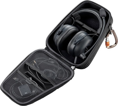 Plantronics GameCom Commander Tournament Gaming Headset in case
