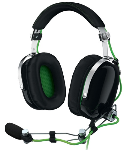 Razer BlackShark Gaming Headset mic