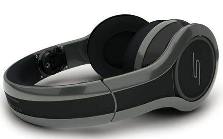 SMS Audio STREET by 50 wired DJ Pro Performance Headphones city grey