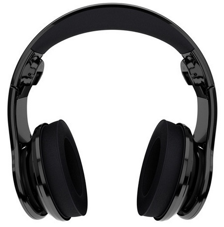 SMS Audio STREET by 50 wired DJ Pro Performance Headphones shadow black