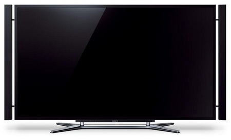 Sony BRAVIA XBR-84X900 84-inch 4K TV front