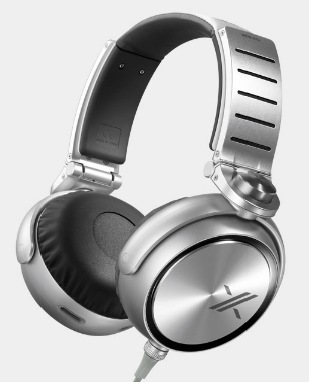 Sony X Headphones with Simon Cowell's Backing black