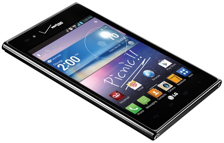 Verizon LG Intuition 4G LTE Android Smartphone