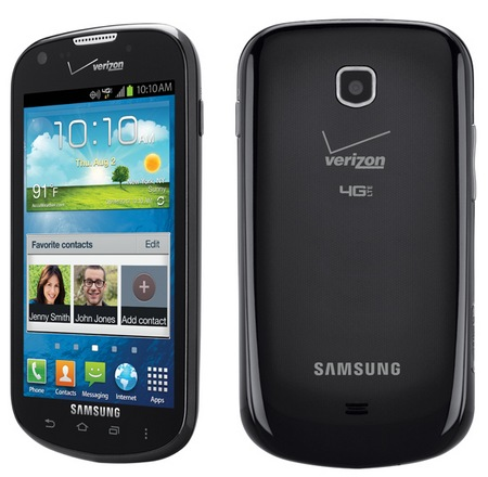Verizon Samsung Galaxy Stellar Smartphone with 4G LTE 1