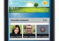 Verizon Samsung Galaxy Stellar Smartphone with 4G LTE