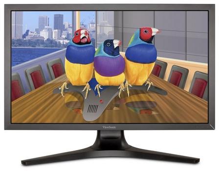 ViewSonic VP2770-LED Professional WQHD IPS Display front