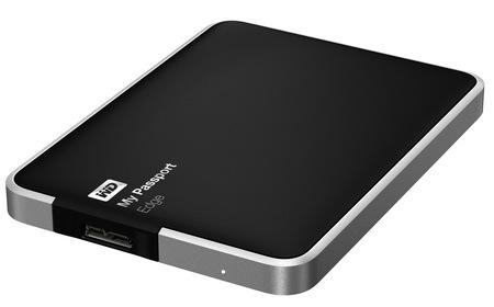 Western Digital My Passport Edge for Mac Slim USB 3.0 Portable Hard Drive