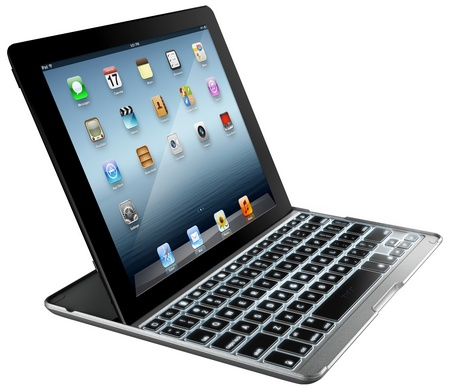 ZAGG ZAGGkeys PRO and PRO Plus Bluetooth Keyboard Case for iPad