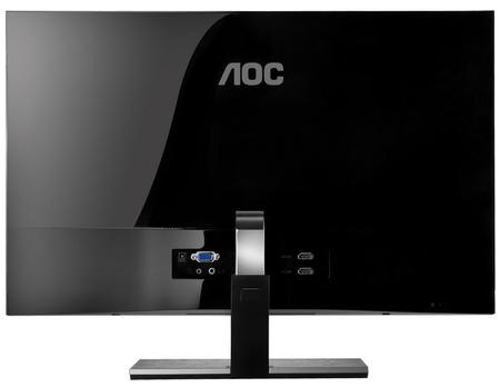 AOC i2757fh 27-inch Borderless IPS Display back