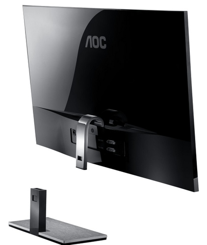 AOC i2757fh 27-inch Borderless IPS Display detachable stand
