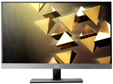 AOC i2757fh 27-inch Borderless IPS Display front
