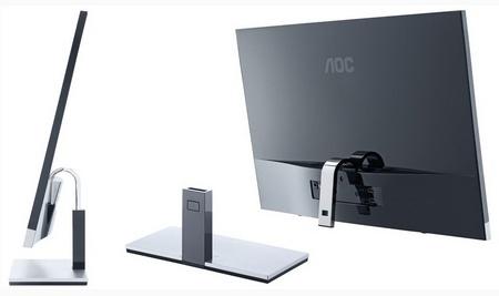 AOC myPlay i2757Fm 27-inch Full HD IPS Display stand