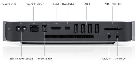 Apple Mac Mini 2012 gets Ivy Bridge connectors