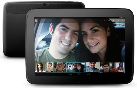 Google Samsung Nexus 10 Tablet gets 2560x1600 300ppi Display 2