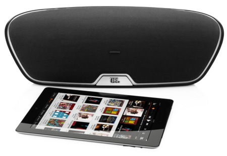 JBL OnBeat Venue iPad Loudspeaker Dock with Bluetooth ipad