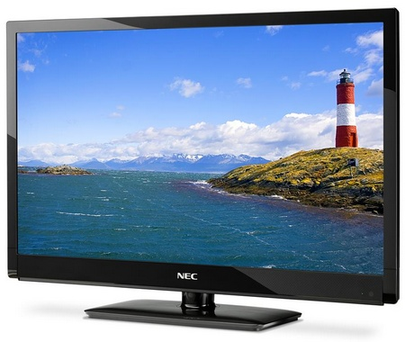 NEC E553 Commercial-grade LED-backlit Display