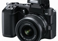 Nikon 1 V2 Interchangeable Lens Mirrorless Camera