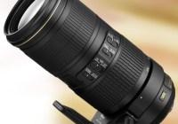 Nikon AF-S NIKKOR 70-200mm f4G ED VR Telephoto Zoom Lens tripod collar