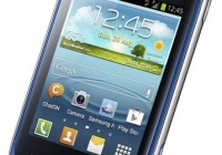 Samsung Galaxy Music Smartphone with Dual Frontal Stereo Speakers