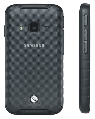 Samsung Galaxy Rugby Pro Rugged Smartphone hits AT&T back side