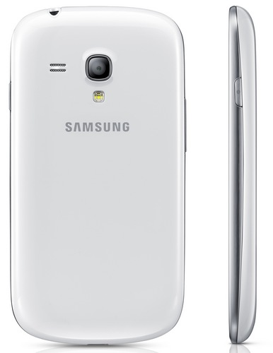 Samsung Galaxy S III Mini Smartphone back side