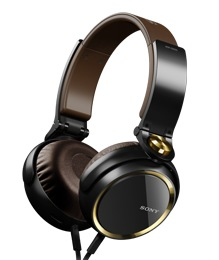 Sony MDR-XB600 Extra Bass headphones